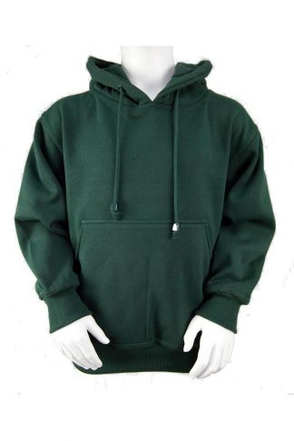 Bottle Fleece Hooded Top