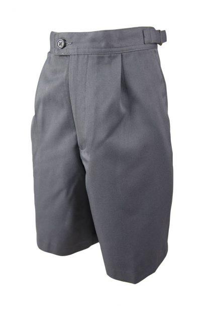 Boys Gaberdine Tab Shorts