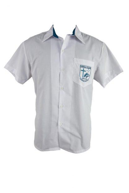 Carroll College Boys Short Sleeve Shirt