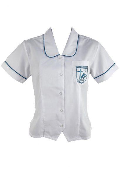 Carroll College Girls Short Sleeve Shirt