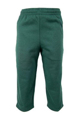 Childrens Bottle Fleece Cuffed & Straight Leg Trackpants