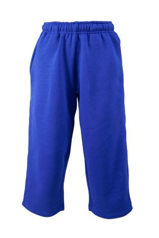 Childrens Royal Fleece Cuffed & Straight Leg Trackpants