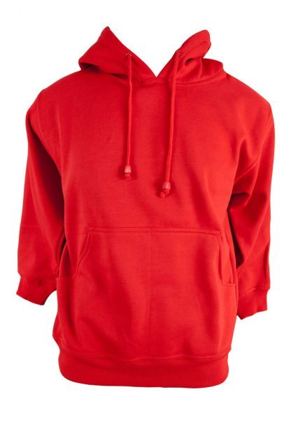 Fleece Hooded Top