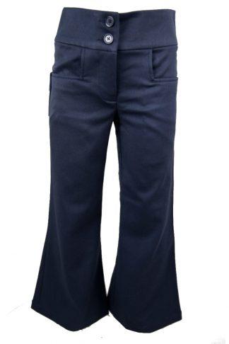 Girls Bootleg Long Pants