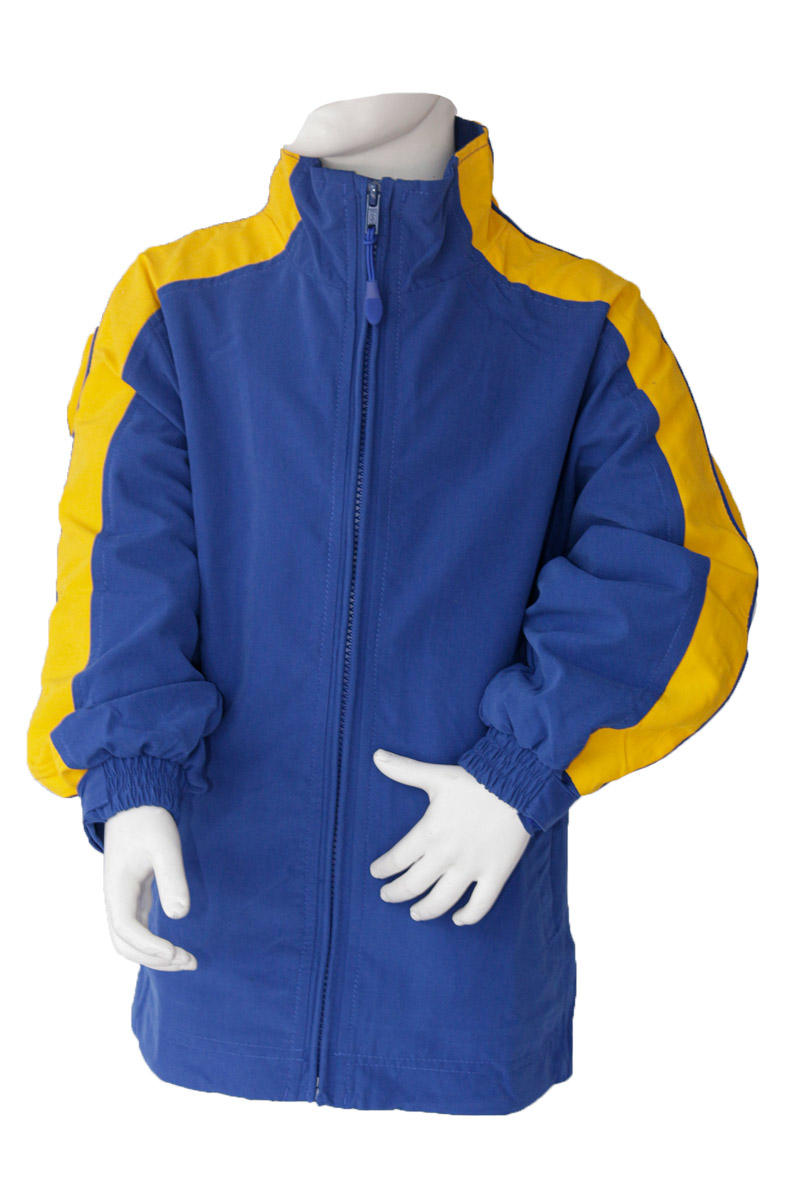 Microfibre Royal Gold Jacket