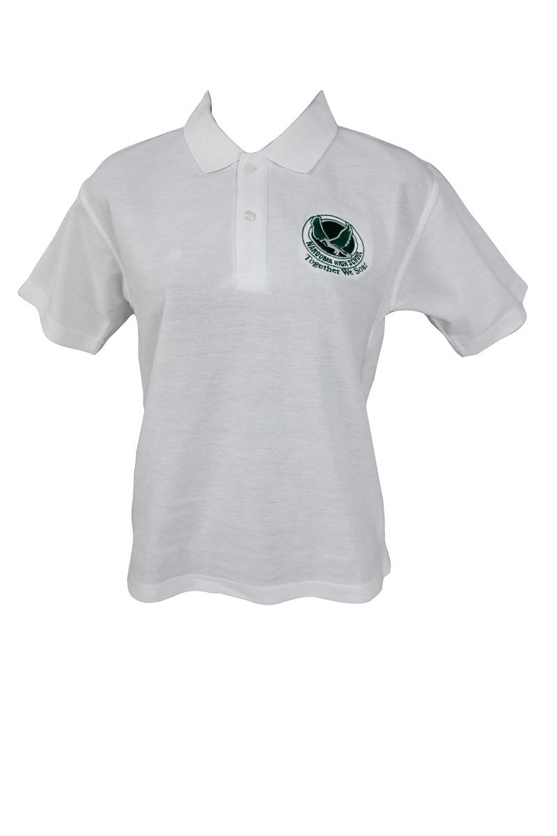 Narooma High School Unisex Polo Shirt