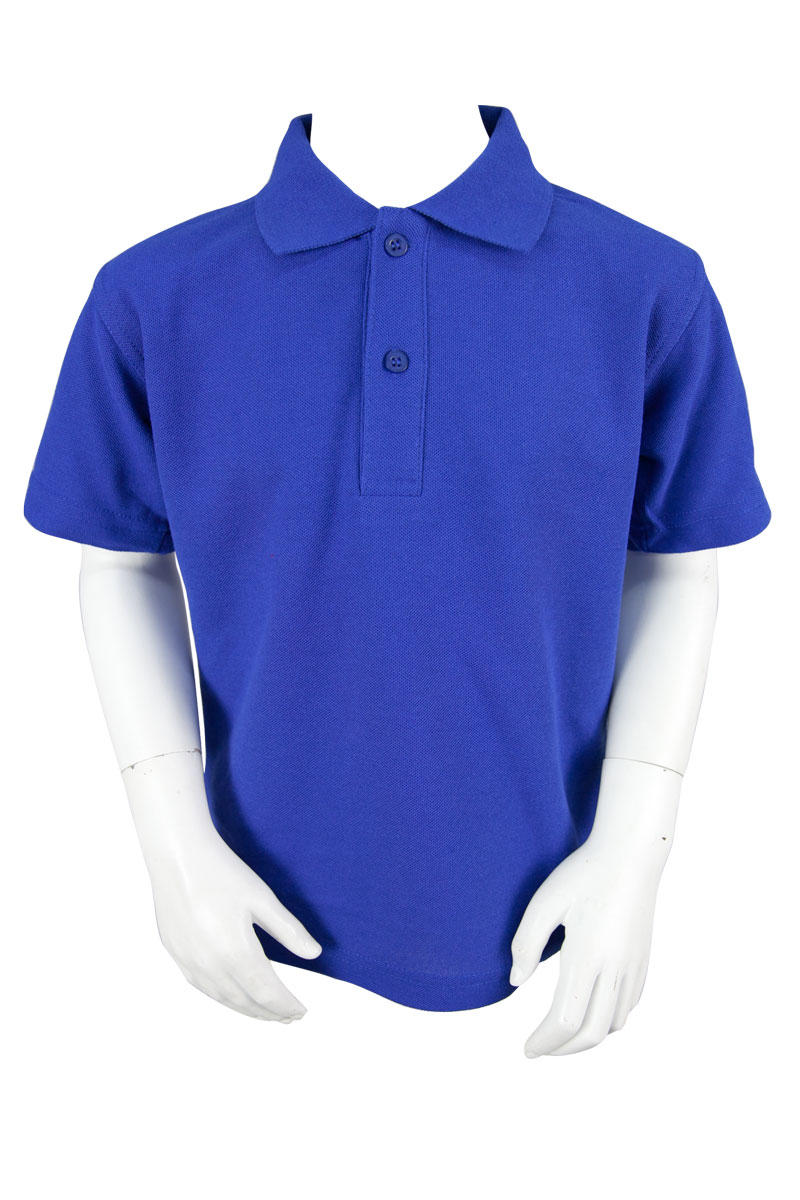 Plain Royal Polo