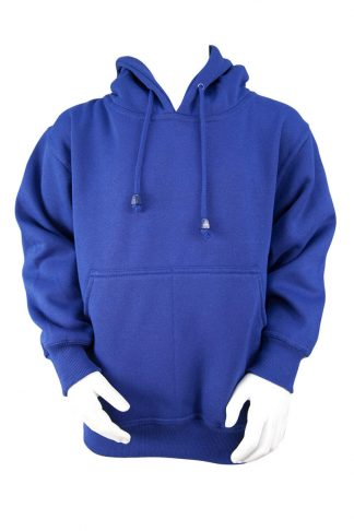 Royal Fleece Hooded Top