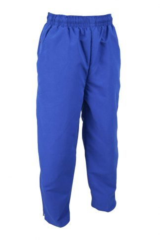 Royal Microfibre Trackpants